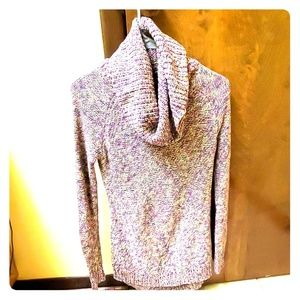 Scoop neck woven sweater with many colors